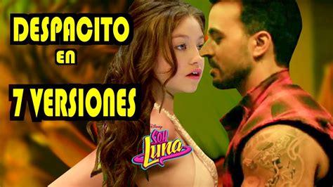 Luis Fonsi  Despacito En 7 Estilos Musicales 🎤 Ft Daddy