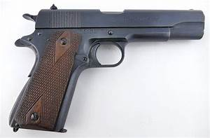 Colt 1911 Transitional 1911a1 Pistol  1924 Mfg Date  All