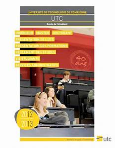 Université De Compiègne : guide tudiants utc by universit de technologie de compi gne issuu ~ Medecine-chirurgie-esthetiques.com Avis de Voitures