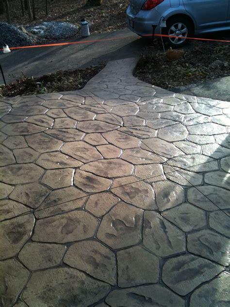 Stamped Concrete :: Colors & Patterns   Decorative