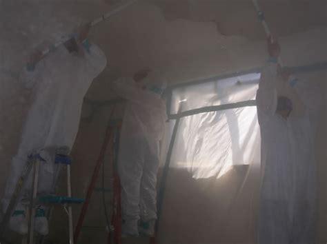 asbestos popcorn ceiling removal san francisco eisen environmental and construction asbestos removal
