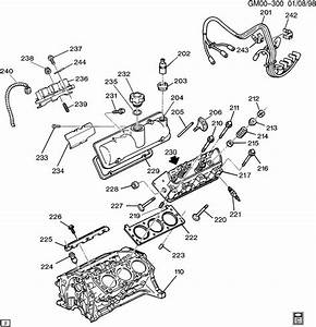 2006 Pontiac Torrent Engine Asm