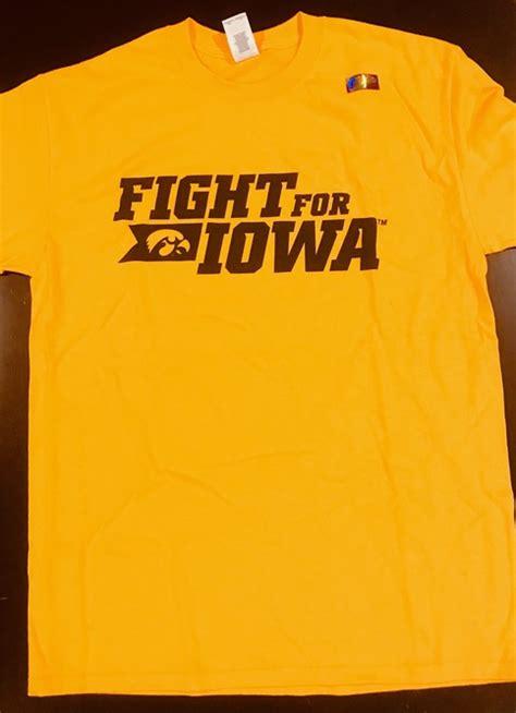 fight  iowa  shirt beatcancertodayorg