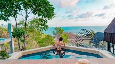 hotel  jogja dekat pantai  berhadapan  laut