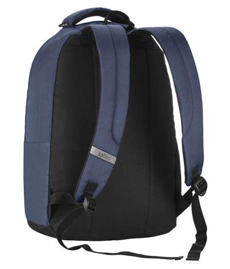 safari branded backpacks navy blue  litres buy