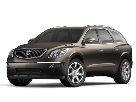 2006 buick enclave pictures history value research
