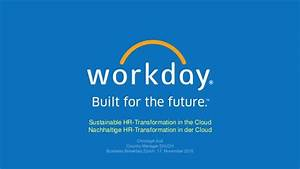 Built for the f... Workday Login
