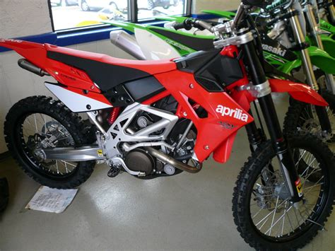 2009 Aprilia Mxv4.5 Competition Motorcycle From Matthews