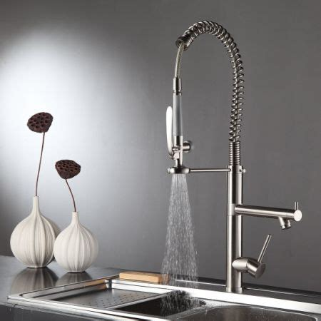 Touch Kitchen Sink Faucet by Shop For Flg Touch On Kitchen Sink Faucet Commercial Pull