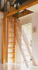 Treppe Zum Dachboden Einbauen : die 25 besten ideen zu treppe dachboden auf pinterest wendeltreppe treppenstufen und ~ Markanthonyermac.com Haus und Dekorationen