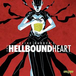 An Audio Adaptation Of Clive Barker's The Hellbound Heart ...