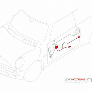 61119137802 Mini Cooper Replacement Wiring  Door Module