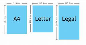 Paper sizes derby city litho for Letter size printer paper