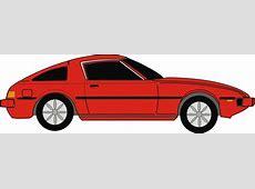 Car Cartoons Clipartsco