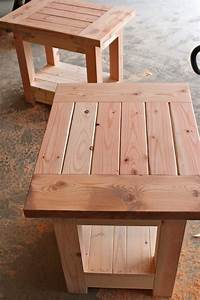 Build Plans Building A Simple Coffee Table DIY PDF wooden