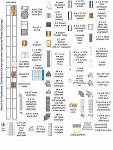 Warehouse / Distribution Center Floor Plan Layouts ...