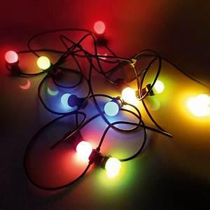 Led Party Lichterkette : led party lichterkette 8 flammig 3 2 w 5 m energieeffizienzklasse a bauhaus ~ Eleganceandgraceweddings.com Haus und Dekorationen