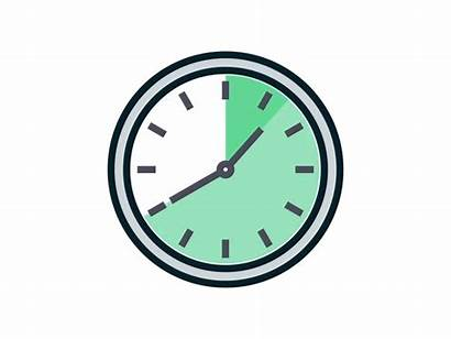 Icon Save Precious Animated Icons Renderforest Clock