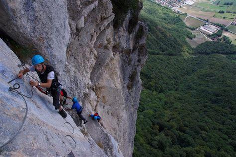 Via ferrata Cascade de l'Oule | Lavandières complete ...