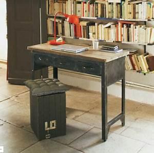 Bureau Pas Chere : bureau alinea bureau industriel jackson prix ventes pas ~ Melissatoandfro.com Idées de Décoration