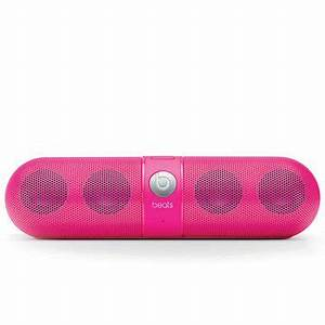 Pill Neon Pink by Beats by Dr Dre productdesign