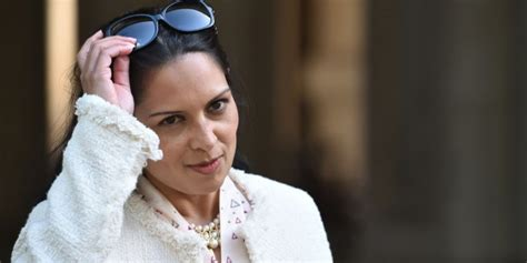 Priti Patel pledges new rules to strip 'unethical' aid ...