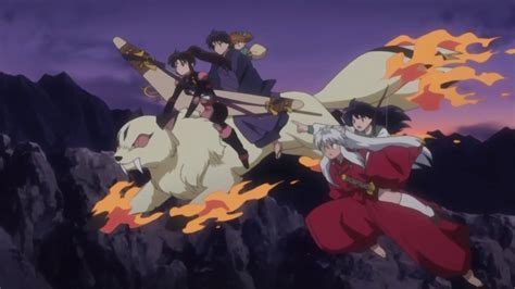 inuyasha final act  desktop wallpaper animewpcom
