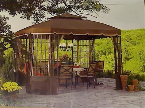 hton bay gazebo ideas design for hton bay gazebo fresh cheap hton bay