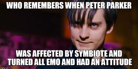 Meme Tobey Maguire - image tagged in spiderman tobey maguire spiderman peter parker imgflip