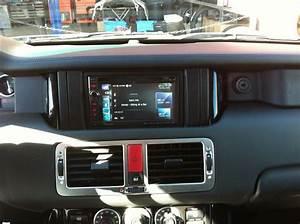 2006 Range Rover Double Din Radio Install