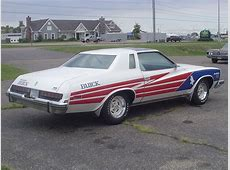 1975 Buick Century Indy Pace Car