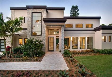 Modern Contemporary Florida Home Design