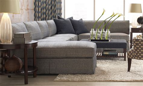 Loveseat Sectionals by Sectional Selectionals 300 Series Collection By Stickley