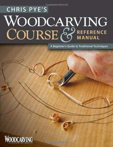 wood carving illustrated books  beginners