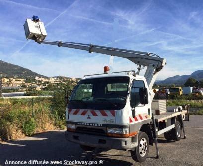 Mitsubishi Ptac by Camions Nacelle Occasions Et Destockage En