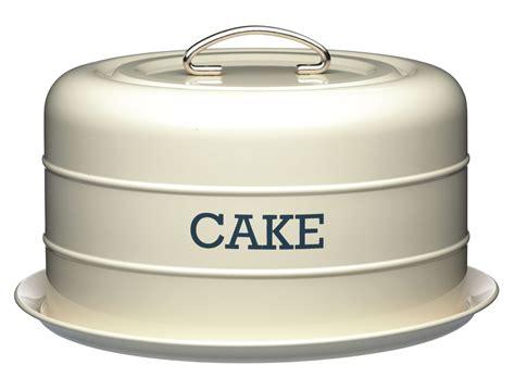 living nostalgia antique cream domed cake tin cake tins