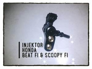 Jual Beli Injektor Honda Beat Fi  U0026 Scoopy Fi Baru