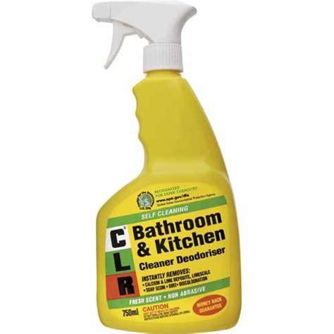 clr bathroom cleaner nz clr bathroom kitchen cleaner indoor cleaners mitre 10