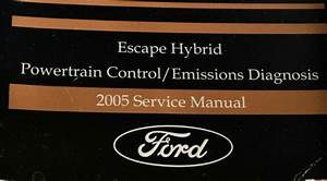 2005 Ford Service Manual