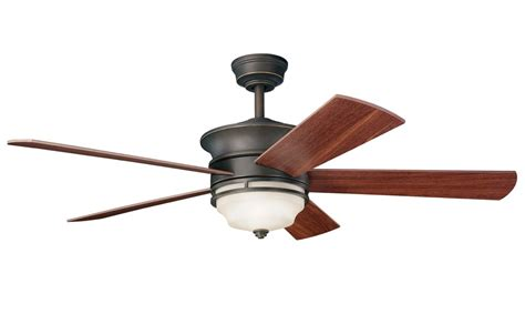 how do you measure a ceiling fan kichler 3300114oz 52 inch hendrik ceiling fan with remote
