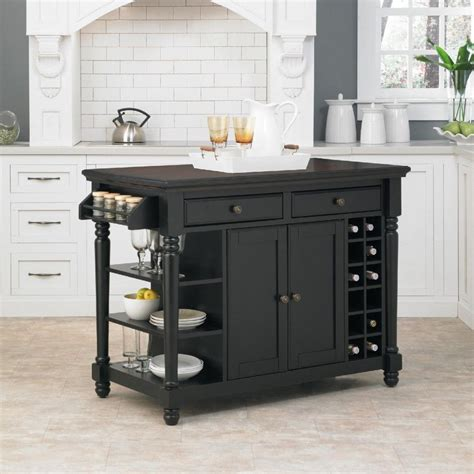 moveable kitchen islands kitchen island black portable kitchen island with drawers