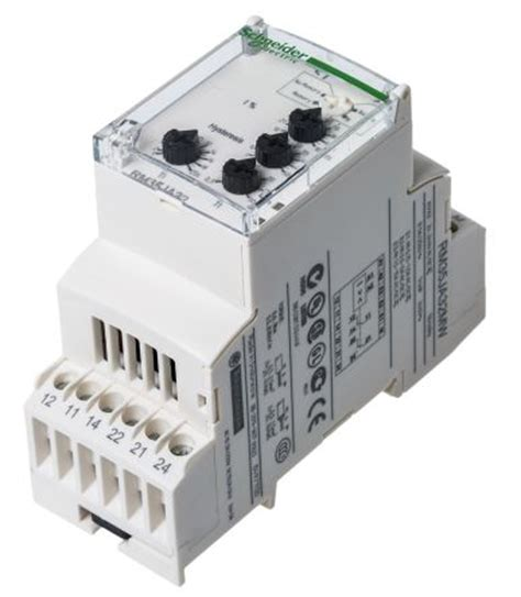 Rmjamw Schneider Electric Current Monitoring Relay
