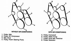 Solved  Trailblazer Serpentine Belt Diagram