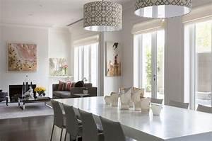 idee de deco pour salle a manger salon 1 deco maison moderne With idee deco salon salle a manger