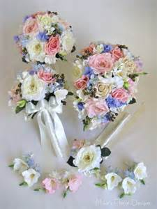 silk flowers for wedding artificial wedding flower packages