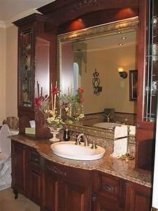 Armoire Salle De Bain Bois : r novation de salle de bain douches vanit s armoires sur mesure ~ Melissatoandfro.com Idées de Décoration