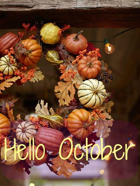 Hello October :: Hello! :: MyNiceProfile.com
