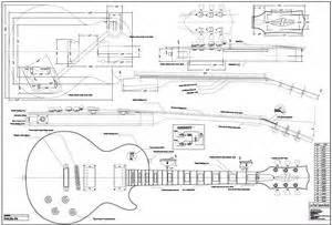 lomins guide   guitar plans blueprints