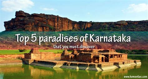 Top 5 paradises of Karnataka | Karnataka, India travel ...