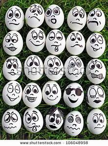 Bemalte Kürbisse Vorlage : funny faces to draw on eggs april fools pinterest ostern steine und fr hling ~ Markanthonyermac.com Haus und Dekorationen